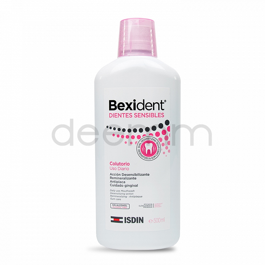 BEXIDENT Col·lutori Dents Sensibles, 500ml